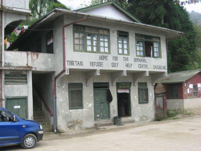 Tibet self help centre Darjeeling