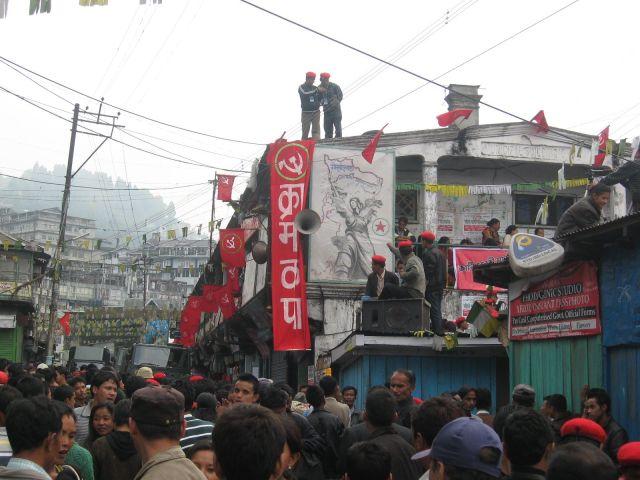 Gorkhaland Procession