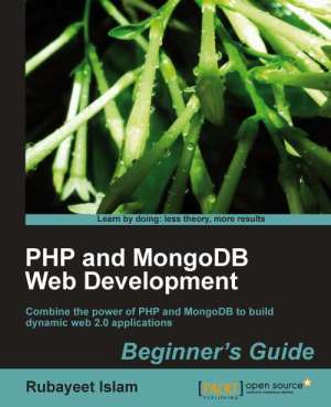 PHP and MongoDB web development